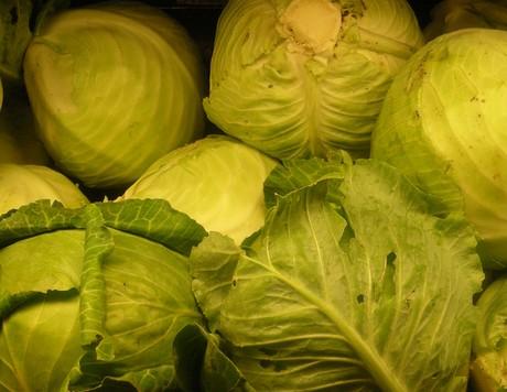 Cabbage Vitamin C