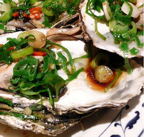 Oysters chromium