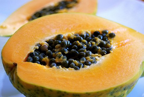 Papaya Vitamin E