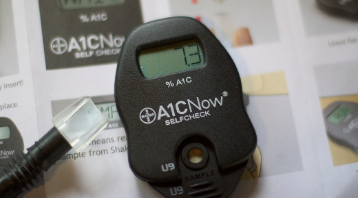 How to lower hemoglobin a1c